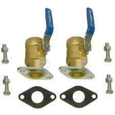 0.75 Sweat Isolation Flange Set
