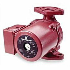 1/6 HP 115V 1-Speed Circulator Pump