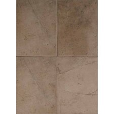 "Costa Rei 14"" x 10"" Glazed Field Tile in Terra Marrone"