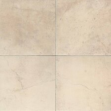 "Costa Rei 18"" x 18"" Glazed Field Tile in Sabbia Dorato"