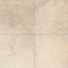 """Costa Rei 18"""" x 18"""" Glazed Field Tile in Sabbia Dorato"""
