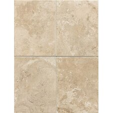 "Pozzalo 12"" x 9"" Glazed Field Tile in Coastal Beige"