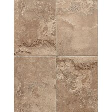 "<strong>American Olean</strong> Pozzalo 12"" x 9"" Glazed Field Tile in Weathered Noce"