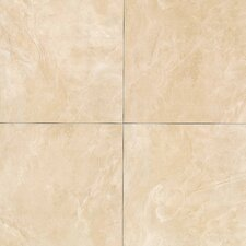"Siena Springs 13-1/8"" x 13-1/8"" Colorbody Porcelain Field Tile in Cascade"