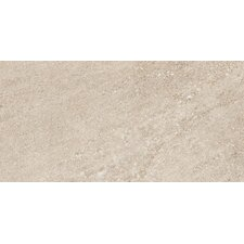"Allora 18"" x 36"" Unpolished Porcelain Tile in Sabbia"
