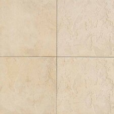 "Highland Ridge 18"" x 18"" Colorbody Porcleain Field Tile in Desert"