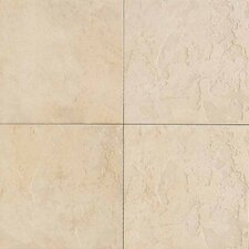 "Highland Ridge 12"" x 12"" Colorbody Porcleain Field Tile in Desert"