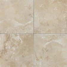 """Pozzalo 6"""" x 6"""" Glazed Field Tile in Manor Gray"""