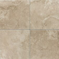"Pozzalo 6"" x 6"" Glazed Field Tile in Coastal Beige"