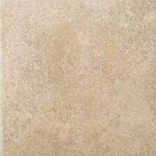 Vallano Glazed Field Tile in Macadamia