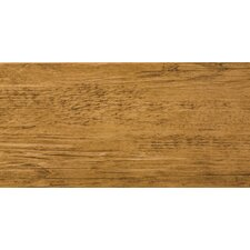 "Country 8"" x 24"" Porcelain Plank Tile in Page"