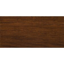 "Heritage 4"" x 24"" Porcelain Plank Tile in Mahogany"
