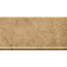 "Genoa 13"" x 6"" Cove Base Tile Trim in Campetto"