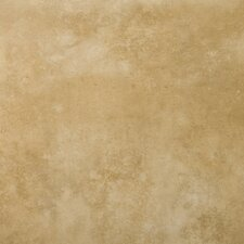 "Cabana 19"" x 19"" Glazed Ceramic Tile in Beige"