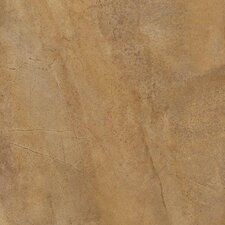 "Napa 18"" x 18"" Matte Porcelain Floor Tile in Bruno"