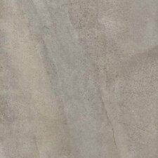 "Napa 18"" x 18"" Matte Porcelain Floor Tile in Grigio"
