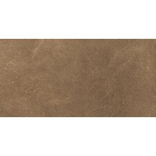 "Pamplona 10"" x 20"" Glazed Porcelain Floor Tile in Fidelio"