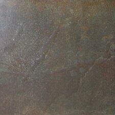 """Paseo 13"""" x 13"""" Glazed Ceramic Floor Tile in Verde"""