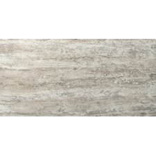 "Titan 12"" x 24"" Glazed Floor Tile in Prometheus"