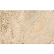 "<strong>Emser Tile</strong> Natural Stone 16"" x 24"" Chiseled Travertine Field Tile in Philadelphia"