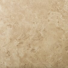 "Cordova 13"" x 13"" Glazed Ceramic Tile in Bruno"