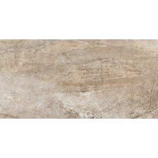 "Eurasia 12"" x 24"" Glazed Porcelain Tile in Cafe"
