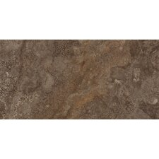 "Granada 12"" x 24"" Glazed Porcelain Tile in Copper"