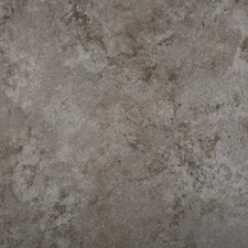 "<strong>Emser Tile</strong> Granada 13"" x 13"" Glazed Porcelain Tile in Silver"