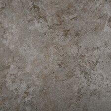 """Granada 18"""" x 18"""" Glazed Porcelain Tile in Silver"""