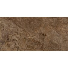 "<strong>Emser Tile</strong> Granada 12"" x 24"" Glazed Porcelain Tile in Terra"