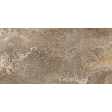 "Primavera 12"" x 24"" Glazed Porcelain Tile in Orchard"