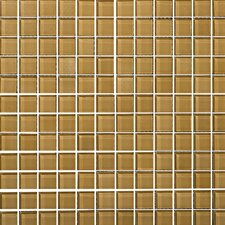 Lucente Glossy Mosaic in Honey