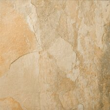 """Landscape 12"""" x 12"""" Porcelain Floor Tile in Canyon"""
