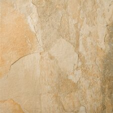 """Landscape 18"""" x 18"""" Porcelain Floor Tile in Canyon"""