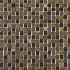 Lucente Stone and Glass Mosaic Blend in Vetro