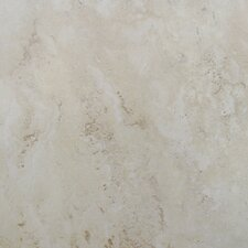 "Lucerne 13"" x 13"" Porcelain Floor Tile in Grassen"