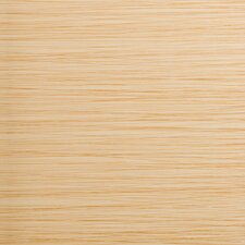 "Strands 12"" x 12"" Porcelain Floor Tile in Biscuit"