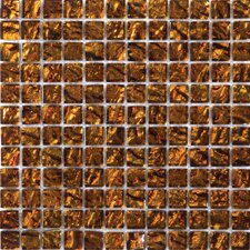 "<strong>Emser Tile</strong> Vista 12"" x 12"" Glass Mosaic in Venini"