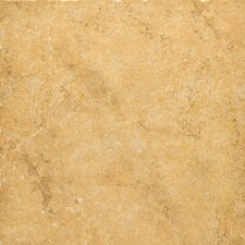 "Genoa 16"" x 16"" Glazed Porcelain Floor Tile in Luca"