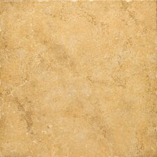 "Genoa 13"" x 13"" Glazed Porcelain Floor Tile in Luca"
