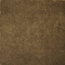 "Genoa 7"" x 7"" Glazed Porcelain Floor Tile in Pinelli"