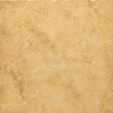 "Genoa 7"" x 7"" Glazed Porcelain Floor Tile in Luca"