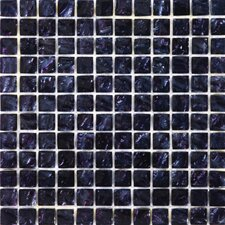 "<strong>Emser Tile</strong> Vista 13"" x 13"" Glass Mosaic in Seguso"