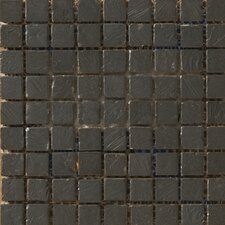 Treasure Metal Coated Travertine Mosaic in Trove
