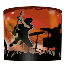 "11"" Rock Show Drum Shade"