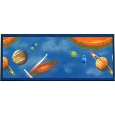 Solar System Wall Plaque