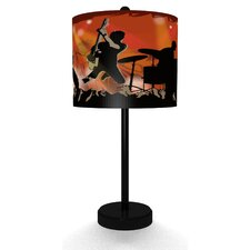 Rock Show Table Lamp