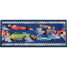 "Extreme Cars Wall Art - 10.25"" x 25"""