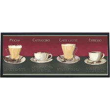 <strong>Illumalite Designs</strong> Coffee Recipe Wall Plaque