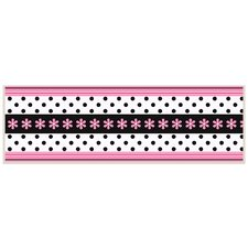 Daisy Ribbon Wall Plaque